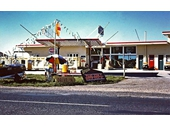 1960's Gold Coast Shell station