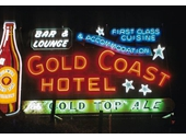 1960's Neon sign for Gold Coast Hotel