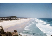 1960's Nobby's Beach looking north