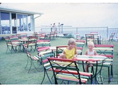 1960's Nobby's Beach lookout - Deck