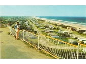 1960's Nobby's Beach lookout - View looking north