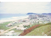 1960's Nobby's Beach lookout - View looking south