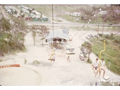 1960's Nobby's Beach lookout chairlift 4
