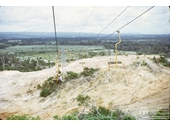 1960's Nobby's Beach lookout chairlift 6