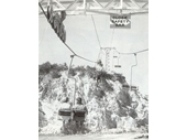 1960's Nobby's Beach lookout chairlift 7
