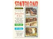 1960's Santaland