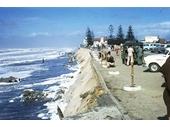 1960's Surfers beach erosion