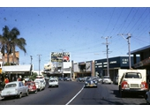 1960's Surfers Paradise - Gold Coast Highway 1
