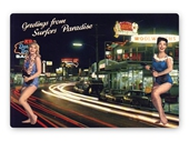 1960's Surfers Paradise - Gold Coast Highway 5