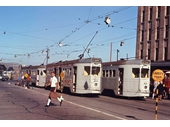 11 - Trams near North Quay