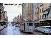 25 - A tram on Queen St