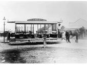 3 - Horse drawn tram to Breakfast Creek