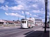 49 - A tram on Grey St in South Brisbane