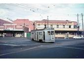 51 - A tram at the Gabba Fiveways