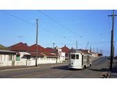 53 - A tram on Dornoch Terrace in West End