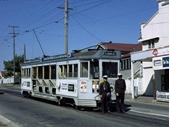 57 - A tram at the Dutton Park terminus