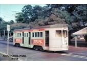 70 - A tram at Oriel Park Ascot