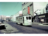71 - A tram on Warner St in the Valley