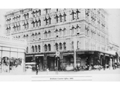 121 - The Brisbane Courier Office in 1889