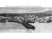 141 - Victoria Bridge during the 1893 Flood