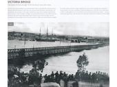 142 - Victoria Bridge during the 1893 Flood