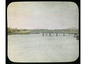 143 - The Second Victoria Bridge after the 1893 Flood
