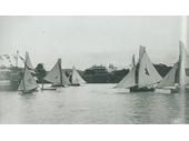 147 - Boats sailing near the Regatta Hotel