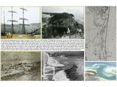 153 - 1898 Breakup of Stradbroke Island into two islands