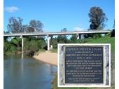 16 - Memorial to Patrick Logan on the Logan River