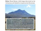 18 - Mt Barney climbed by Patrick Logan