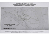 26 - Plan of Convict Brisbane