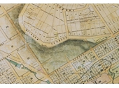 30 - Early Map of Brisbane