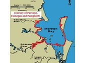 3 - Journey of Parsons, Finnegan and Pamphlett