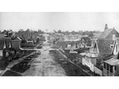 43 - Adelaide Street in 1860