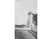 67 - Early photo of the Windmill