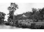 76 - Hamilton Road (Kingsford Smith Drive) in the late 1800's