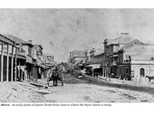 82 - Early photo of Queen St