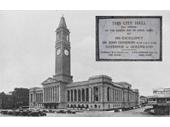 102 - Brisbane City Hall in 1930