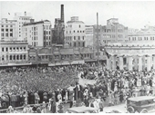 105 - The Opening of Anzac Square in 1931
