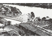 119 - Opening of the Walter Taylor Bridge in 1936