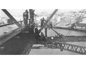 138 - The Story Bridge being built