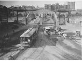 56 - South Brisbane end of the Victoria Bridge