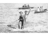 89 - Water ski-ing on the Brisbane River