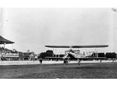 97 - Herbert Hinkler touches down in Brisbane in 1928