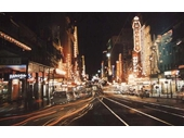 13 - Queen St at night