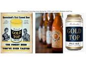 40 - Bulimba Gold Top