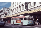 53 - Trolley Bus in the Valley