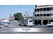 55 - Tram at Petrie Bight