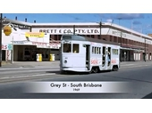 57 - Tram at South Brisbane