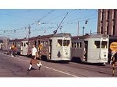 58 - Trams near North Quay